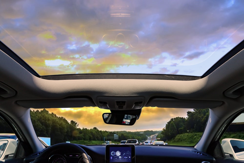 Sunroof Glass Replacement and Car Insurance