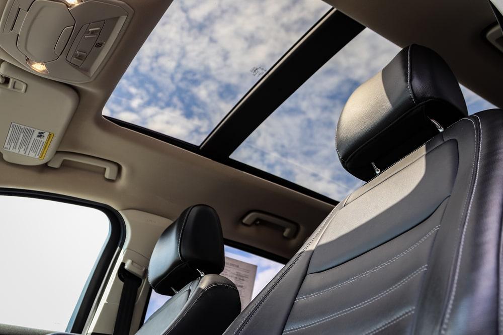 Vehicle Sunroof